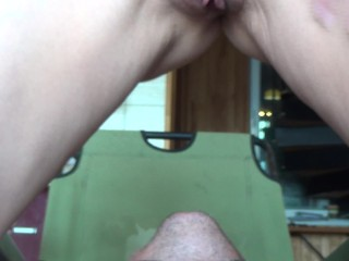 Fucked him and pee in his mouth … enjoy)