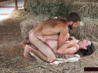 Barn Squirting and Fucking Compilation– Includes New Scenes Of Hot, Hairy Sex at 3:59 and 19:05