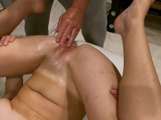 Val squirts oceans of cum and then gets fisted, how to make her squirt