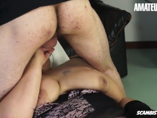 ScambistiMaturi – Danette Squirt Horny Italian BBW Mature Hardcore Anal Banging With A Big Dick